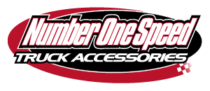 Number One Speed Truck Accessories Logo